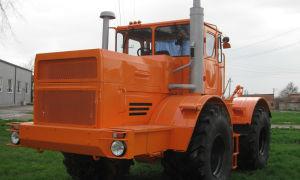 Все тонкости КПП трактора К-700 (Кировец)