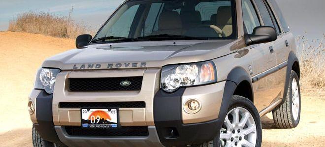 Как заменить масло в АКПП Land Rover Freelander?