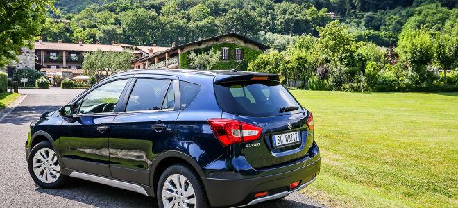 Suzuki SX4: как заменить масло в АКПП?