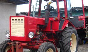 Особенности коробки передач трактора Т 25