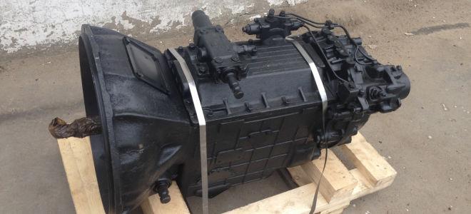 Что представляет собой коробка передач ЯМЗ 239?