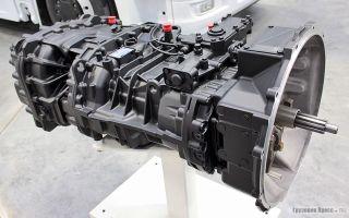 Особенности обслуживания и ремонта КПП ZF 9s1310
