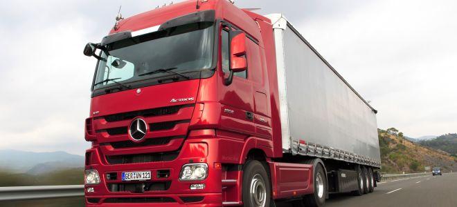 Зачем продувать КПП на Mercedes-Benz Actros?