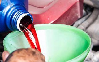 Как правильно доливать трансмиссионное масло в коробку автомат?