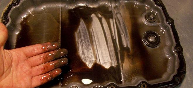 Причины и следствия низкого уровня масла в КПП