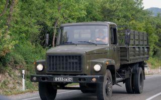 Как отремонтировать КПП на ГАЗ 3307?