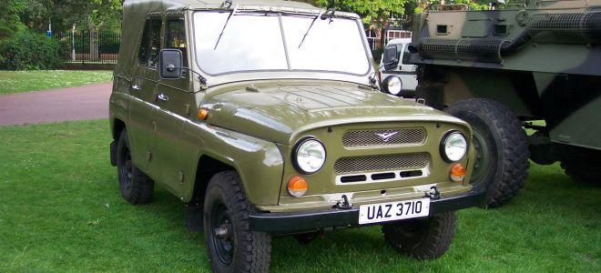 КПП УАЗ 469: что представляет собой и как ремонтировать